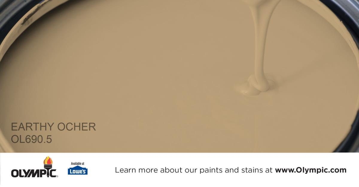 Ocher Paint Collections Home And Garden Digital Library Images