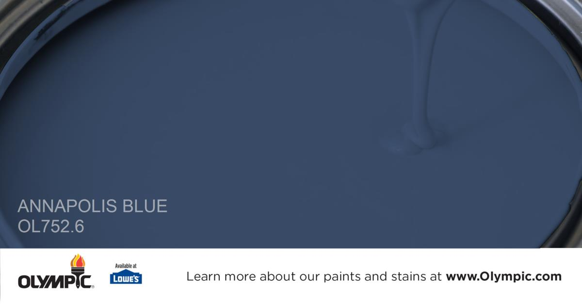 annapolis blue